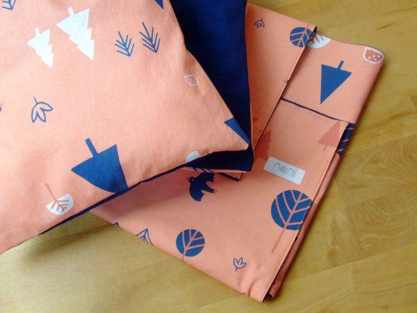 detska textilna hojdacka